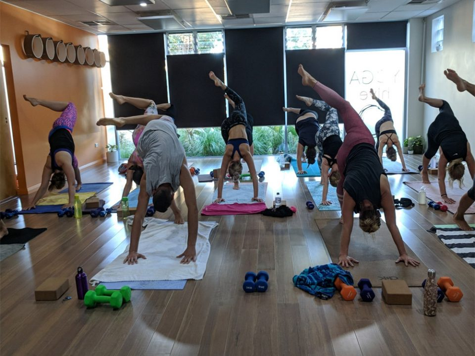 far infrared panels at yoga hive wollongong
